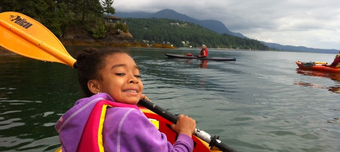 Kid Friendly Activities on the Olympic Peninsula